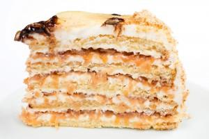 яблучний торт