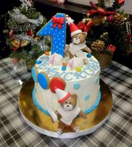 Торт Ведмедик