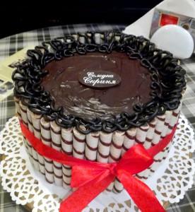 Торт Шоколадний №2