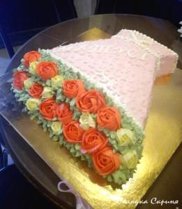 Торт Букет Квітів