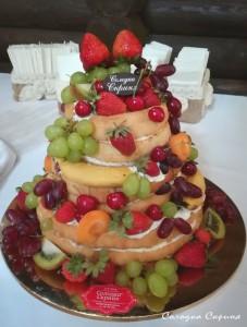 Торт Весільний 2