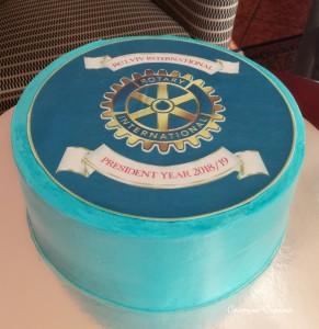 Торт Rotary Club