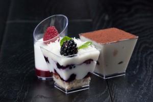 Порційні десерти