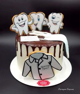Торт Доктор Стоматолог